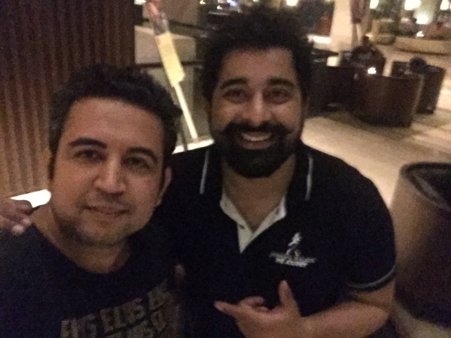 Gaurav H Luthra left - Rannvijay - Right.JPG