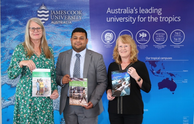 James Cook University, Australia forays into Indian Market